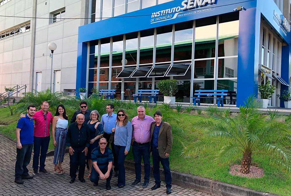 Missão empresarial do Sindiplast-ES vai ao Sul