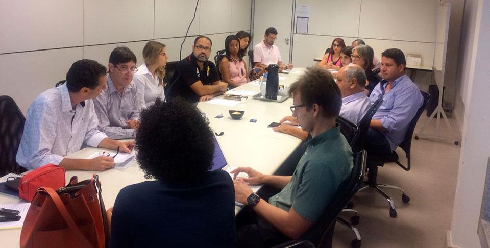 Associados e Diretoria se reúnem para novas iniciativas