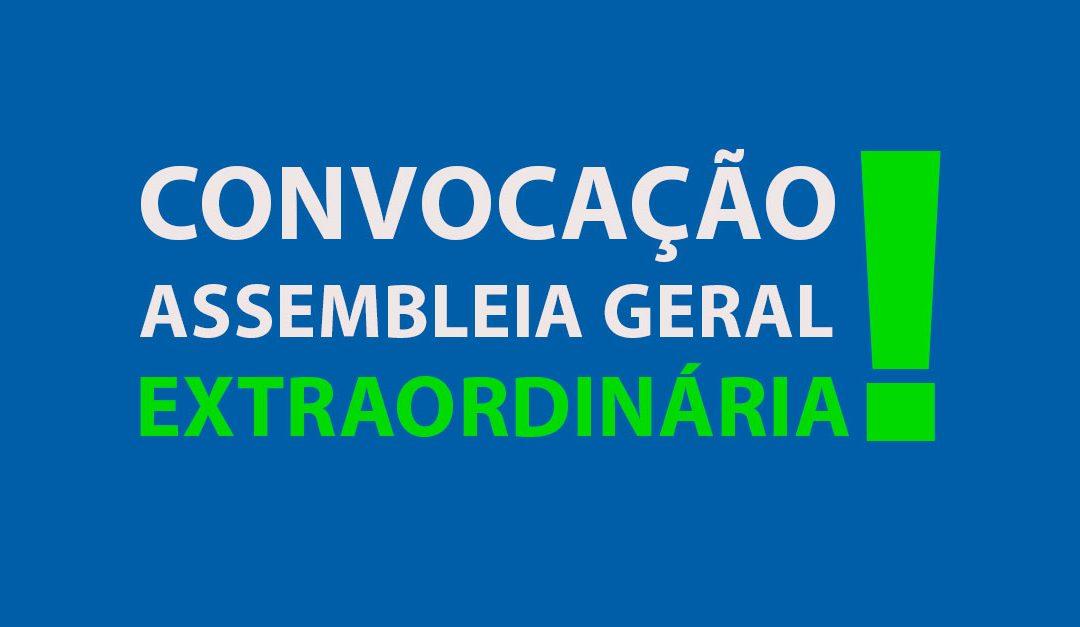 Convocação para Assembleia Geral Extraordinária AGE