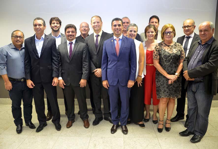 Nova diretoria do Sindiplast-ES é empossada para a Gestão 2019/2022