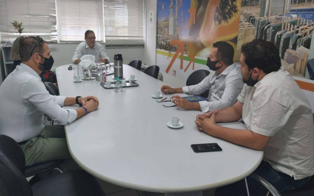 Sindiplast-ES se reúne com Governo do Estado em busca de incentivos para o setor