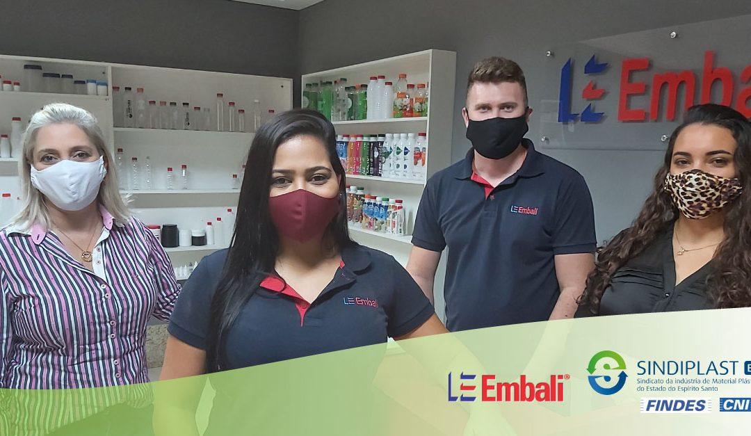 Embali: Inovando para atender melhor seus clientes
