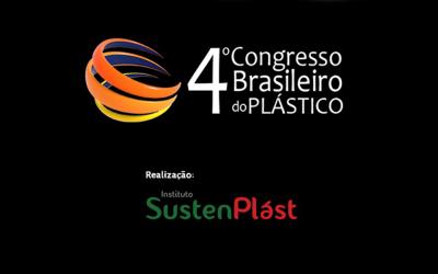 Setor de plástico realiza 4º Congresso Brasileiro do Plástico (4CBP)!